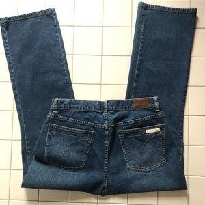 Calvin Klein | boot-cut jeans Size 12